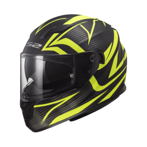 JINK Matt Black H-V Yellow