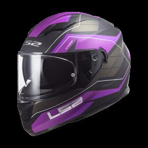 MERCURY Matt Titanium Purple