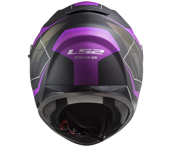 FF320 STREAM EVO MERCURY Matt Titanium Purple
