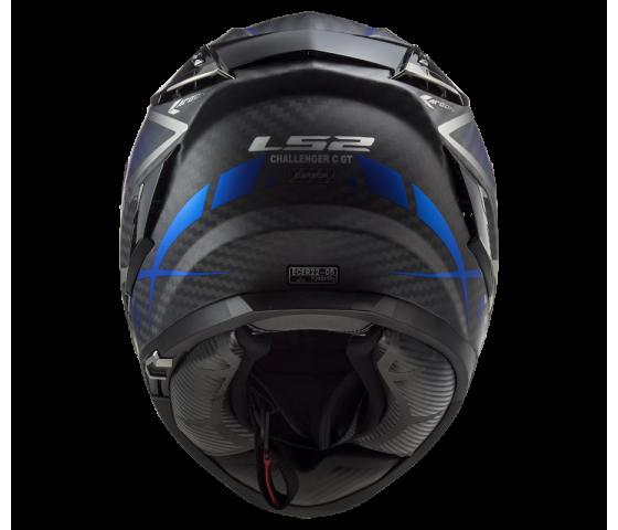 FF327 Challenger C KONIC Matt Blue