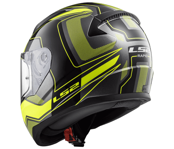 FF353 RAPID CARRERA Black H-V Yellow
