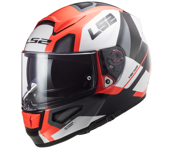 FF397 VECTOR HPFC EVO AUTOMAT White Fluo Orange