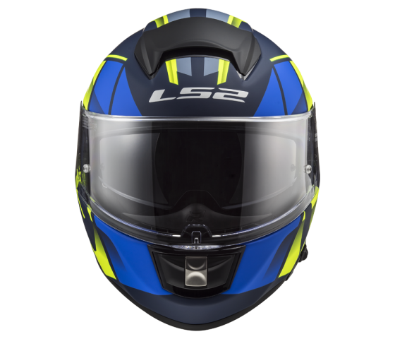 FF397 VECTOR HPFC EVO KRIPTON Matt Blue H-V Yellow