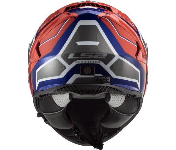 FF800 STORM FASTER Red Blue