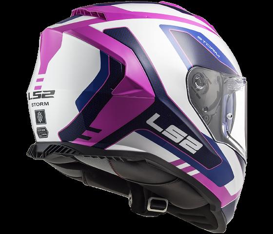 FF800 STORM TECHY White Pink