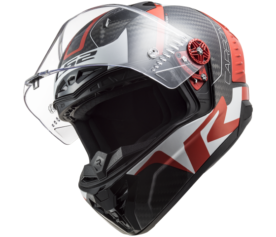 FF805 Thunder C Carbon RACING 1 Red White