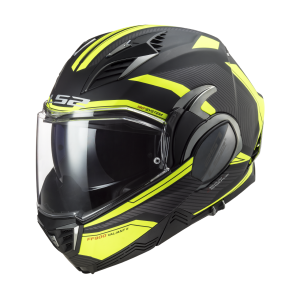REVO Matt Black H-V Yellow