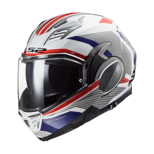 REVO White Red Blue