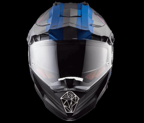 MX436 Pioneer QUARTERBACK Matt Titanium Blue