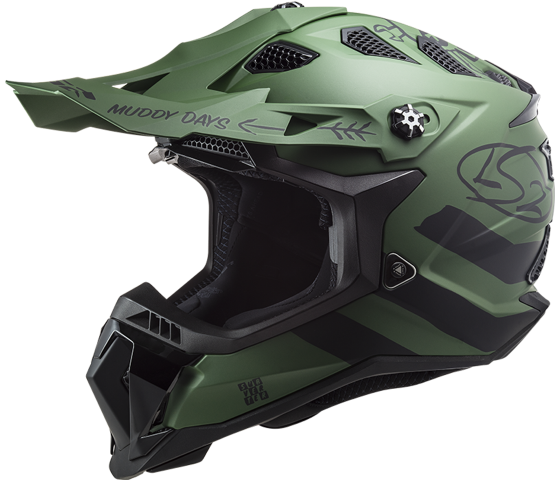 MX700 Subverter EVO CARGO Matt Military Green