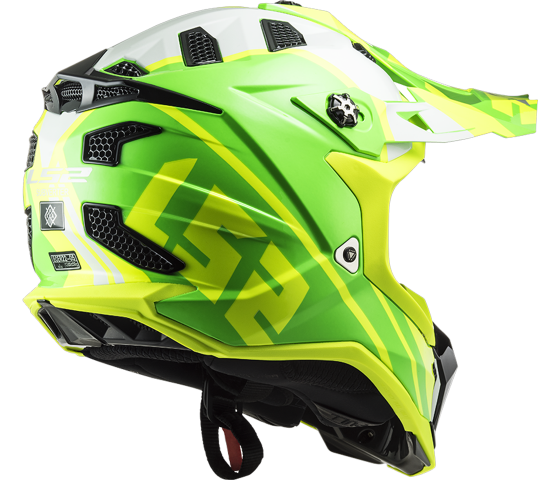 MX700 Subverter EVO GAMAX H-V Yellow Green