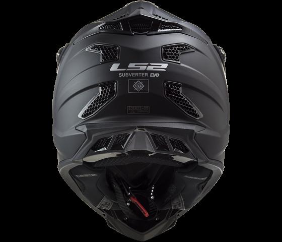 MX700 Subverter EVO NOIR Matt Black