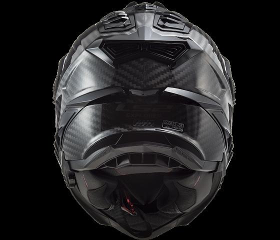 MX701 Explorer C CARBON Solid Gloss Carbon