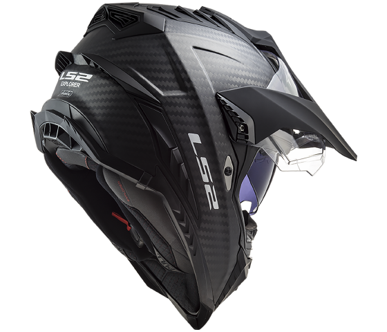 MX701 Explorer C CARBON Solid Matt Carbon