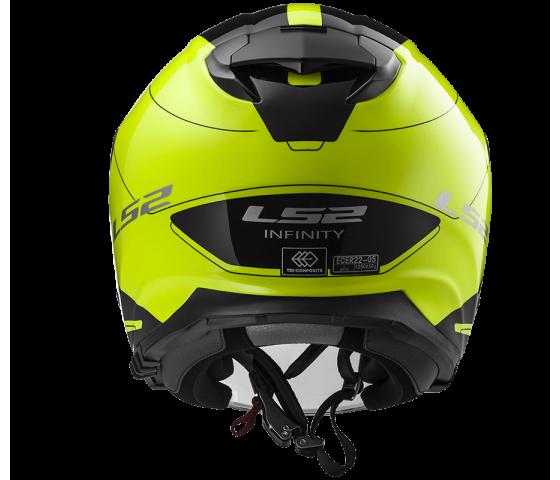 OF521 INFINITY BEYOND Black H-V Yellow