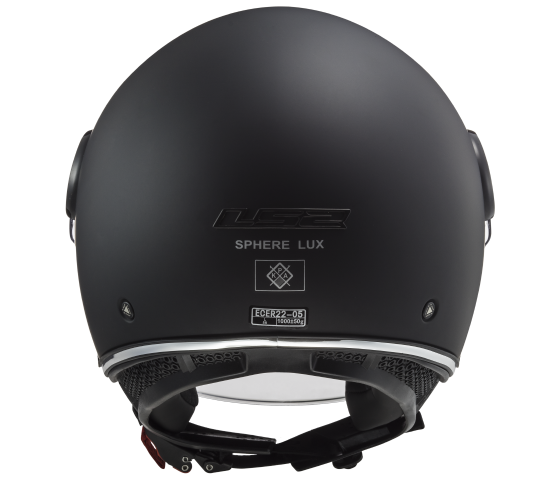 OF558 SPHERE LUX SOLID Matt Black