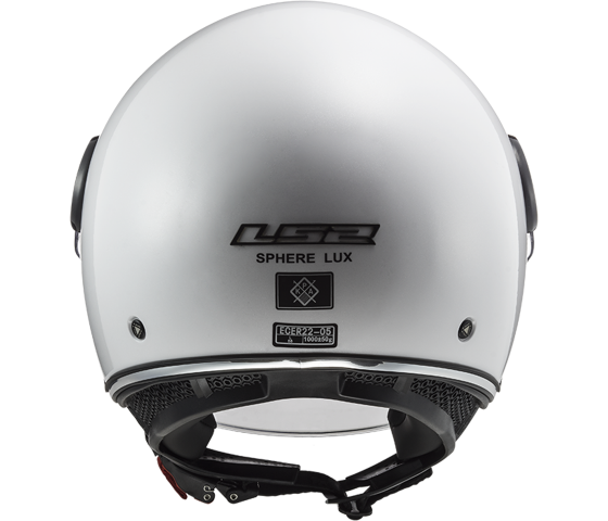 OF558 SPHERE LUX SOLID White