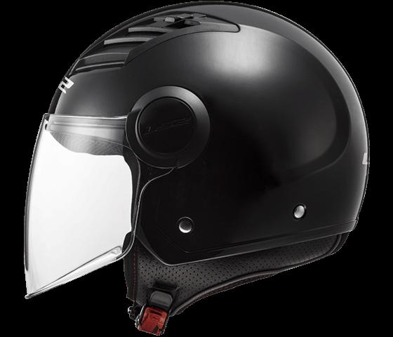 OF562 AIRFLOW Solid Black