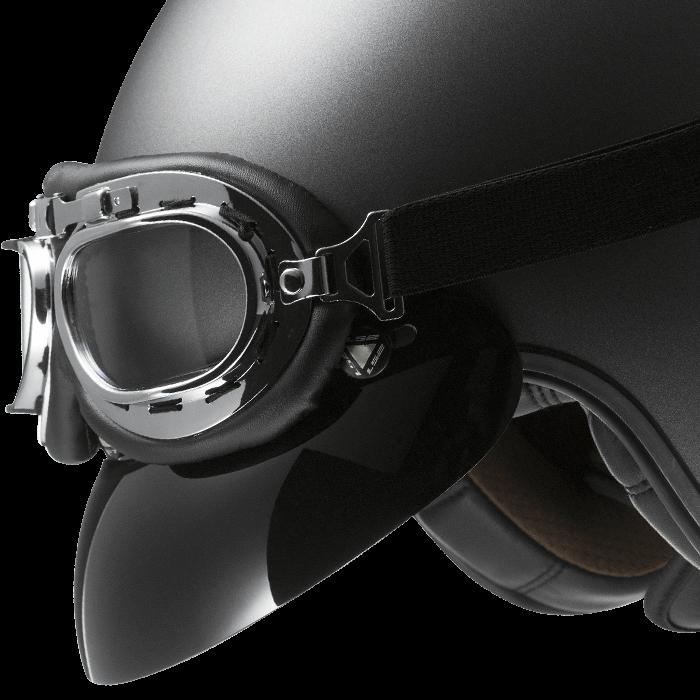 Výbava helmy