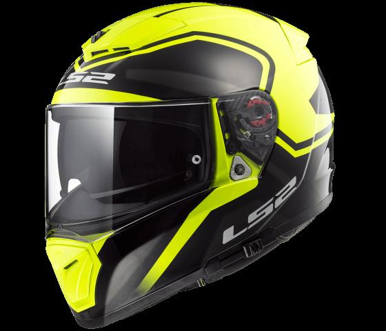 FF390 BREAKER BOLD Black H-V Yellow