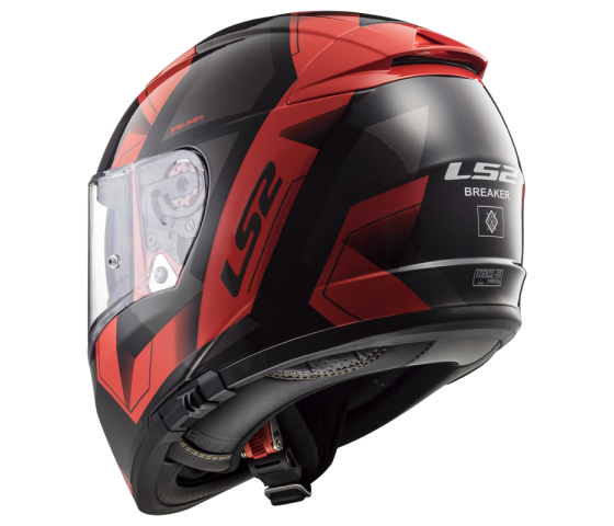 FF390 BREAKER PHYSICS Black Red