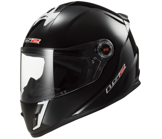 FF392J Junior SOLID Gloss Black
