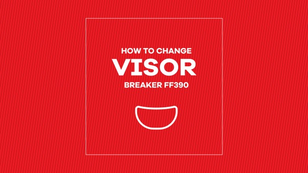 Video - FF390 BREAKER SOLID White