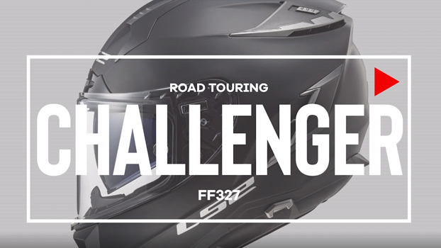 Video - FF327 Challenger HPFC ALLERT Matt Titanium H-V Yellow