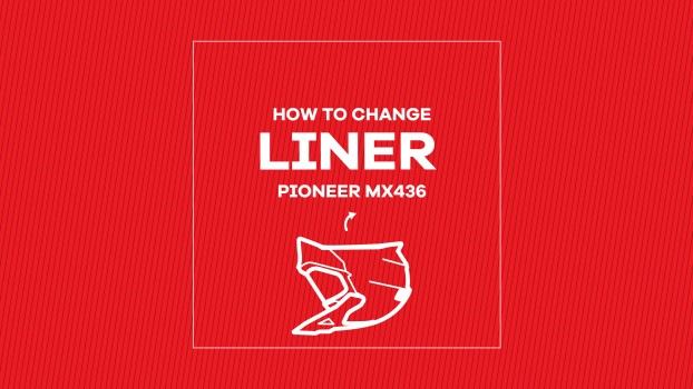 Video - MX436 Pioneer TRIGGER Titanium Black White