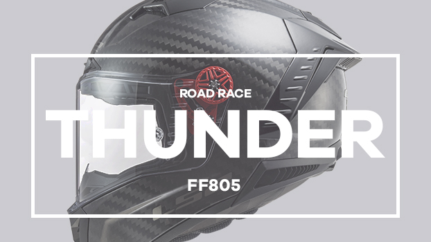 Video - FF805 Thunder C Carbon RACING 1 Matt H-V Yellow